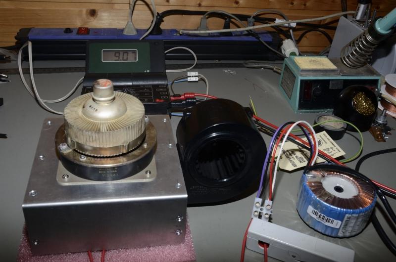 Heater Voltage Test