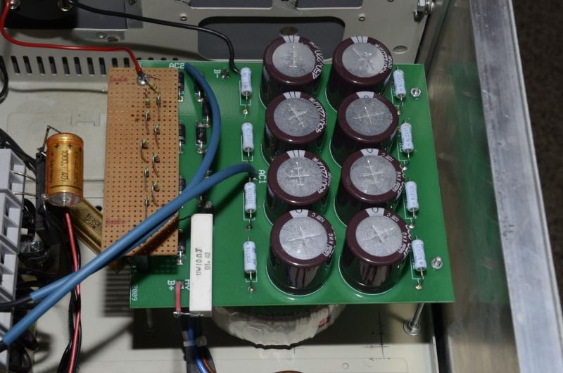 HV Filter Board