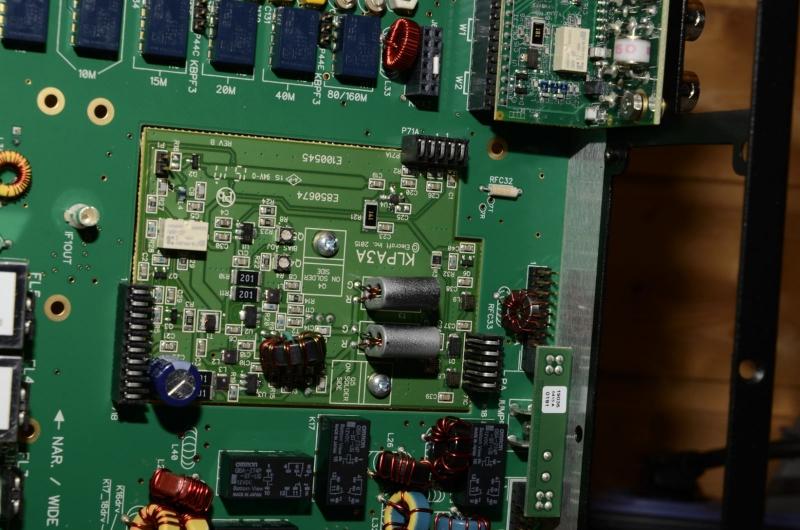 Low Power Amplifier Board